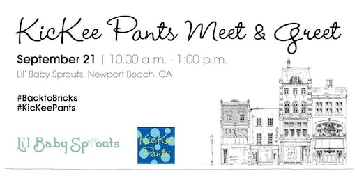 Kickee Pants Meet & Greet @ Li'l Baby Sprouts Boutique