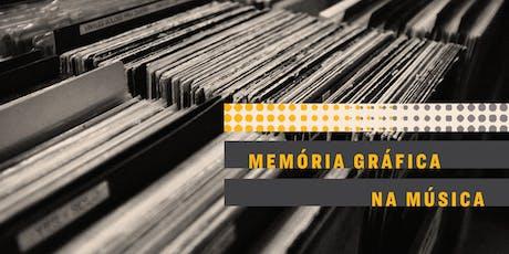 CURSO | Memória gráfica na música ingressos
