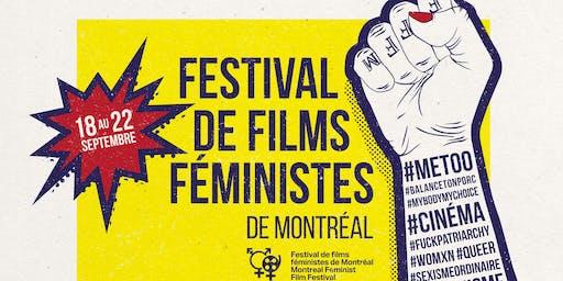 Festival de films féministes de Montréal soirée 3: courts-métrages de genre