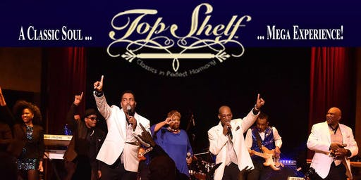 Top Shelf Classics!  Live at Hilton Waikiki Beach Resort! (Motown n' More)