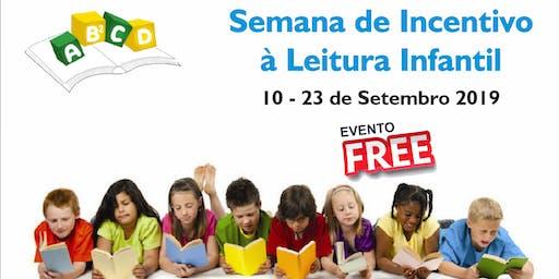 Bondi - Semana de Incentivo  à Leitura Infantil  FREE
