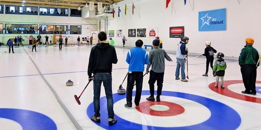 EXPERIENCE CURLING  / EXPÉRIENCE CURLING