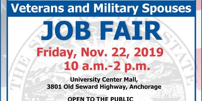 2019 Veterans & Military Spouses Job Fair