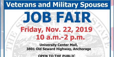 2019 Veterans & Military Spouses Job Fair tickets