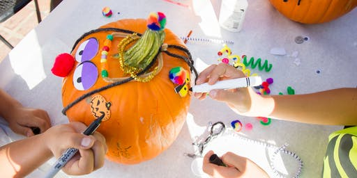 One Colorado's Annual Pumpkin Decorating