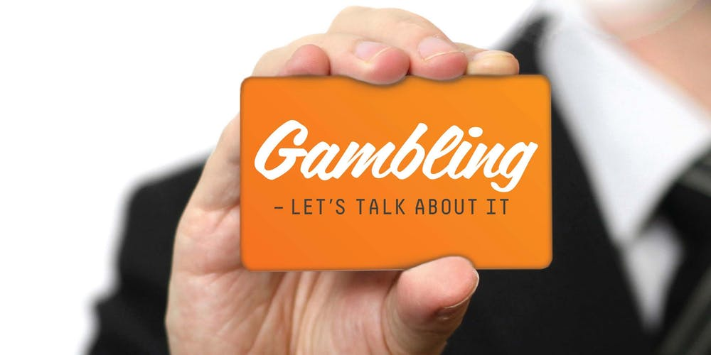 Gambling addiction - a story of recovery Registration, Tue