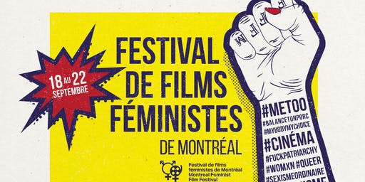 Festival de films féministes de Montréal projection film (M)otherhood