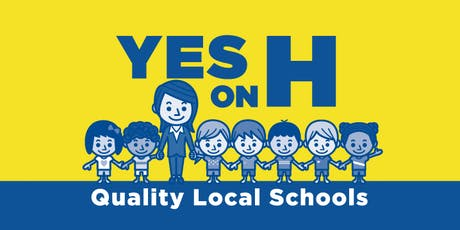 Fundraiser for Better Schools- Support Measure H tickets