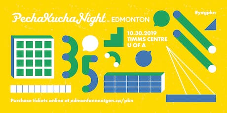 Pecha Kucha Night 35 tickets