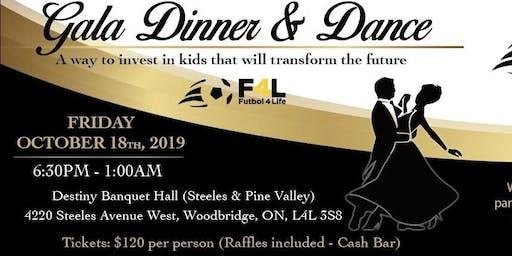Gala Dinner & Dance Futbol4Life