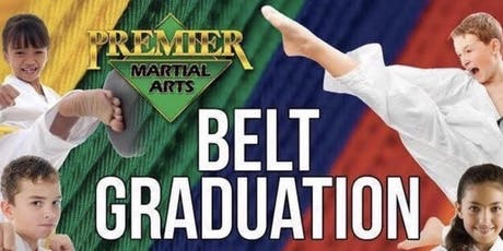 Premier Martial Arts Abilene 2019 Fall Belt Graduation tickets