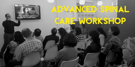 Advanced Spinal Care Workshop tickets