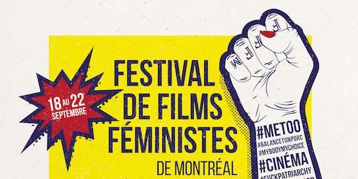 Festival de films féministes de Montréal projection d'Un homme sage-femme
