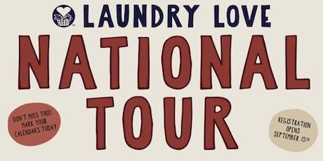 Laundry Love National Tour tickets