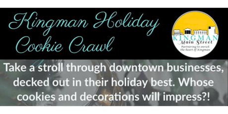 2019 Kingman Holiday Cookie Crawl tickets