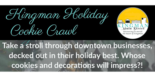 2019 Kingman Holiday Cookie Crawl