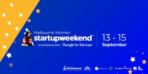 Techstars Startup Weekend Melbourne Women