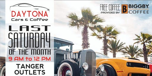 Daytona Cars and Coffee @ Tanger Outlets Daytona Beach
