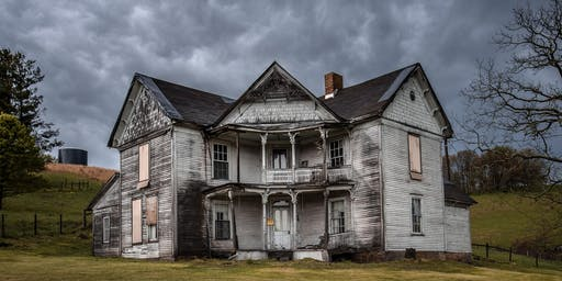 Stories of an Abandoned Virginia - The Lyceum