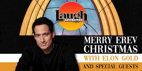 Merry Erev Christmas with Elon Gold and Special Guests tickets
