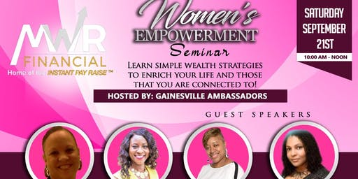 Women's Financial Empowerment Event