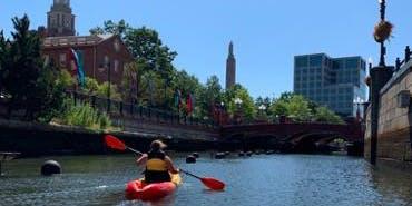 Fall City Kayak Trip
