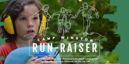 The 6th Annual Camp Winston Run-Raiser