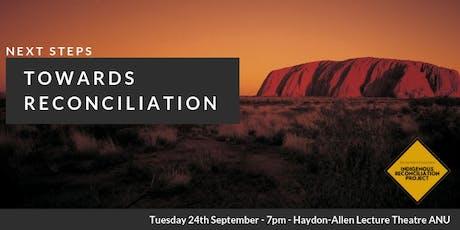 Next Steps: Towards Reconciliation tickets