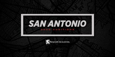 2020 Auditions - San Antonio, TX (Brass, Percussion, and Color Guard)