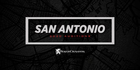 2020 Auditions - San Antonio, TX (Brass, Percussion, and Color Guard) tickets