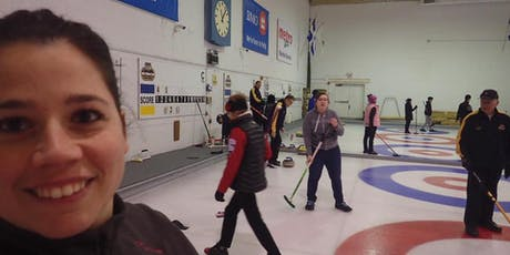 LEARN TO CURL TMR Curling Club / Apprenez à jouer VRM Club du Curling billets