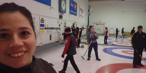 LEARN TO CURL TMR Curling Club / Apprenez à jouer  Club de Curling VMR