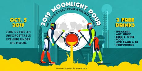 2019 Moonlight Pour tickets