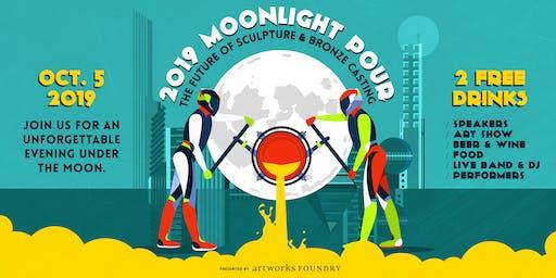 2019 Moonlight Pour