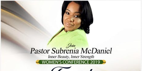 Inner Beauty Inner Strength Women's Conference 2019 tickets