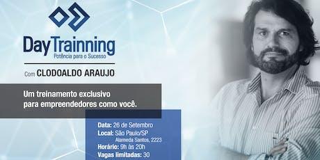 DAY TRAINING -  São Paulo tickets