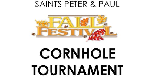 Sts Peter and Paul Cornhole/Bags Tournament