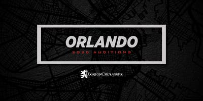 2020 Auditions - Orlando, FL (Brass, Percussion, and Color Guard)