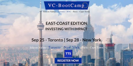 VC-BootCamp East-Coast - Investing with Impact in Promising Markets  tickets