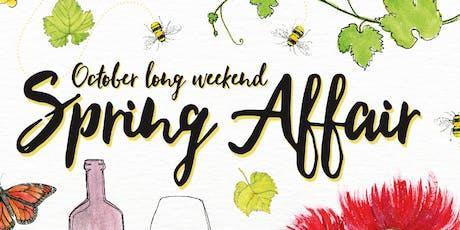 Spring Affair tickets