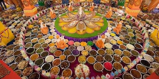 BAPS Annkut & Diwali Celebration
