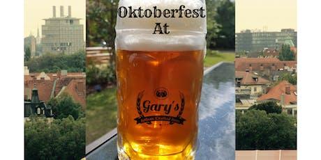 3rd Annual Oktoberfest Celebration tickets