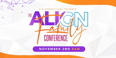 Align Family Conference 2019 tickets