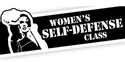 Women's Self Defense Seminar with the DOL of NJ