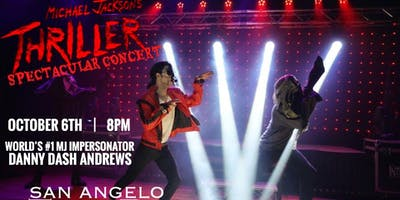 Michael Jackson Tribute Concert San Angelo