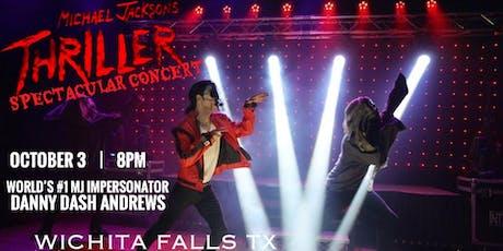 Michael Jackson Tribute Concert Wichita Falls tickets
