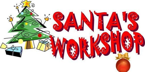 Santa's Workshop at Blackhawk Winery
