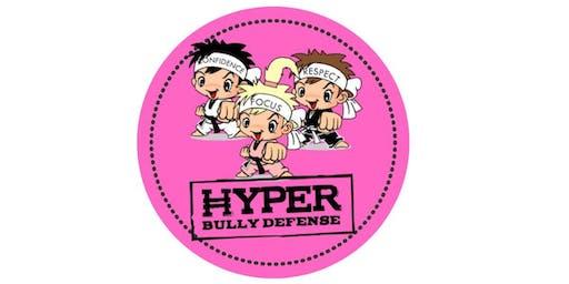 Bully Defence School Holiday Program