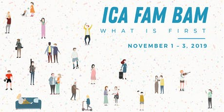 ICA Fam Bam tickets