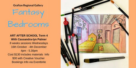 Draw & Design your Dream Room_Art after School T4 tickets